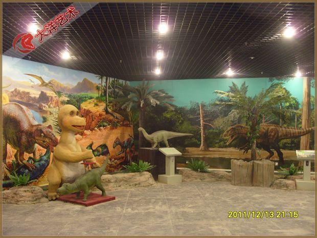 2011 11新疆昌吉博物馆制作安装完成