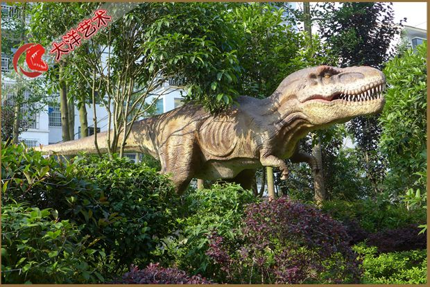 2013年5月贵州凯里恐龙展