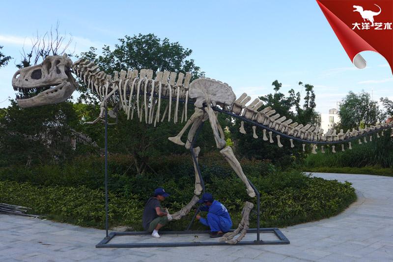 骨架模型-霸王龙