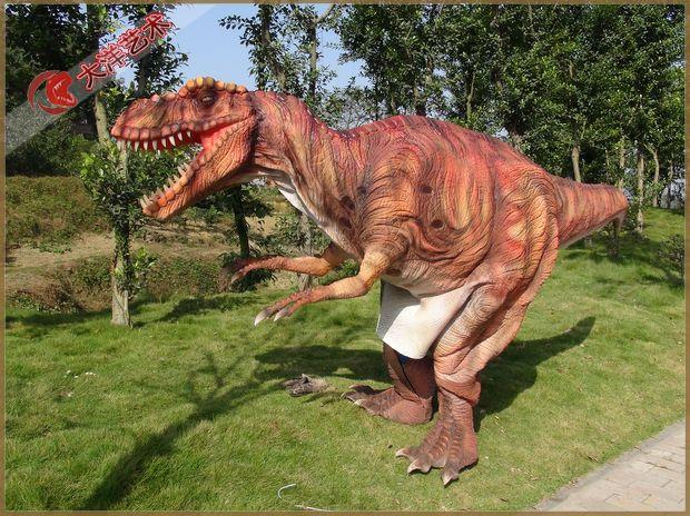 身上长满刺的恐龙