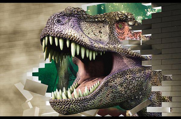 恐龙原来不能吐舌头